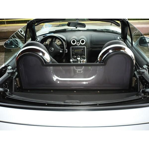 Pasklaar Cabrio windschot Mazda MX 5 Typ NA+NB (met beugel)